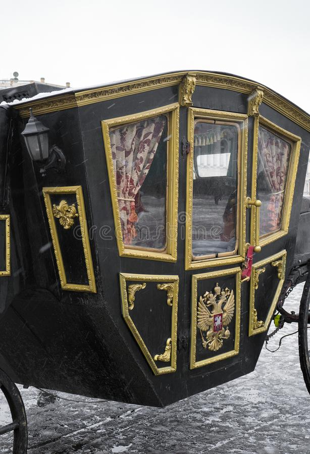 Réplica do transporte imagem de stock royalty free