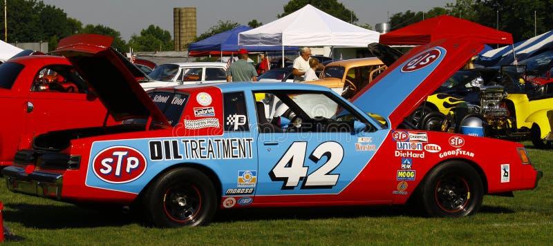 Réplica mesquinho de NASCAR fotografia de stock royalty free