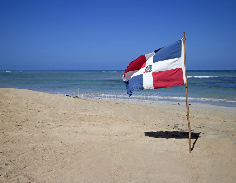République dominicaine photo libre de droits