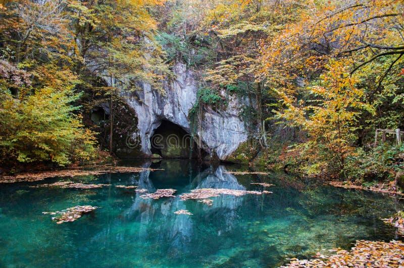République incroyable de la Serbie photos stock