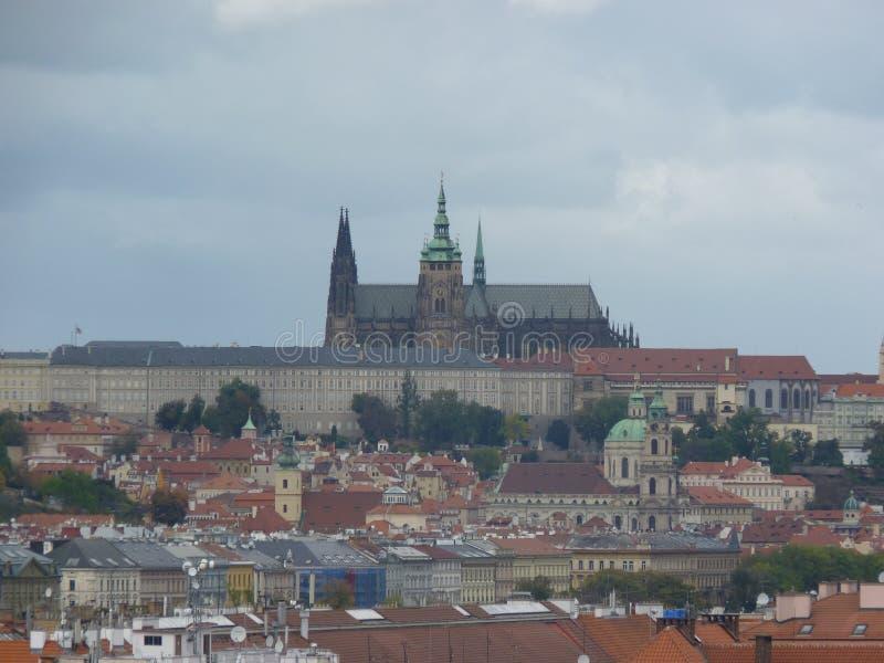 République Tchèque, Prague image stock