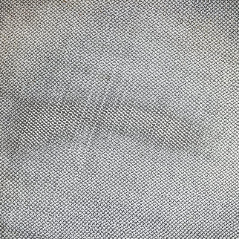 Réseau d'acier en métal de plan rapproché photographie stock libre de droits