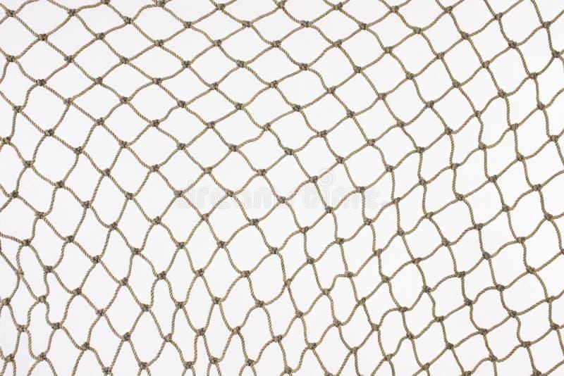 Réseau de poissons photographie stock