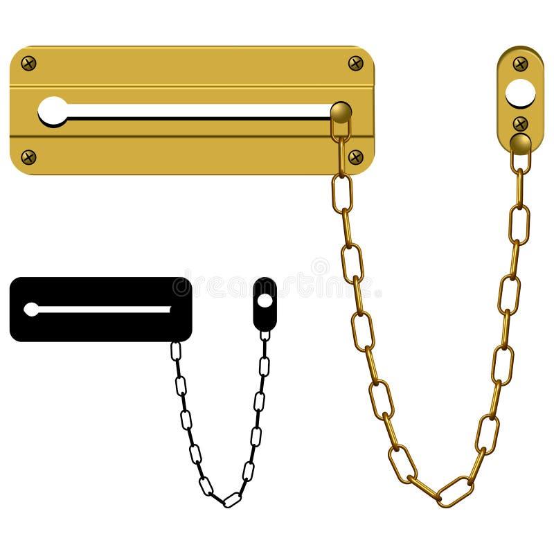 Réseau de trappe illustration de vecteur