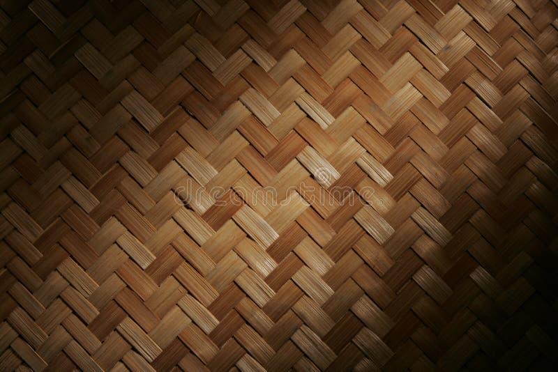 Réseau en bambou photographie stock libre de droits