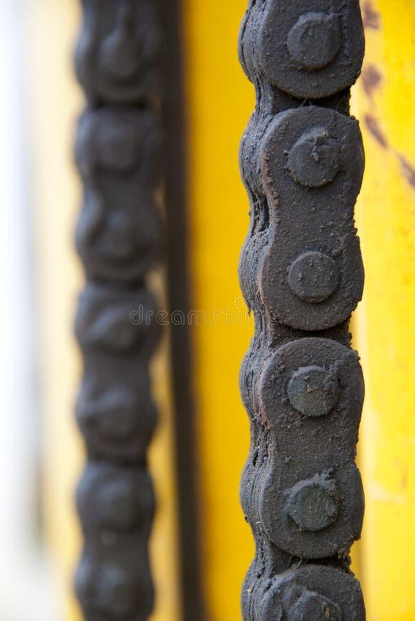 Réseaux de chariot élévateur photographie stock libre de droits