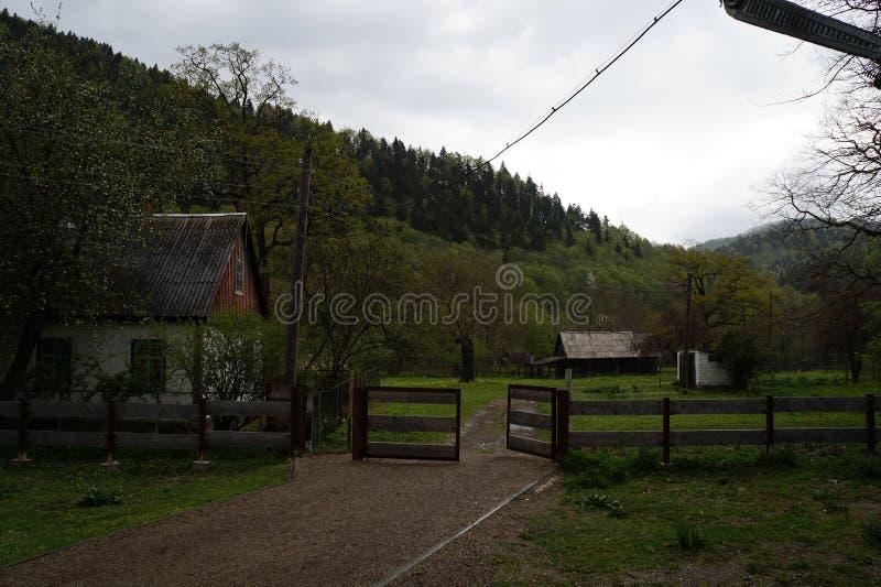 Réservation de Caucase image libre de droits
