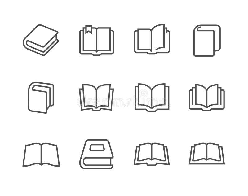 Réserve des icônes illustration stock