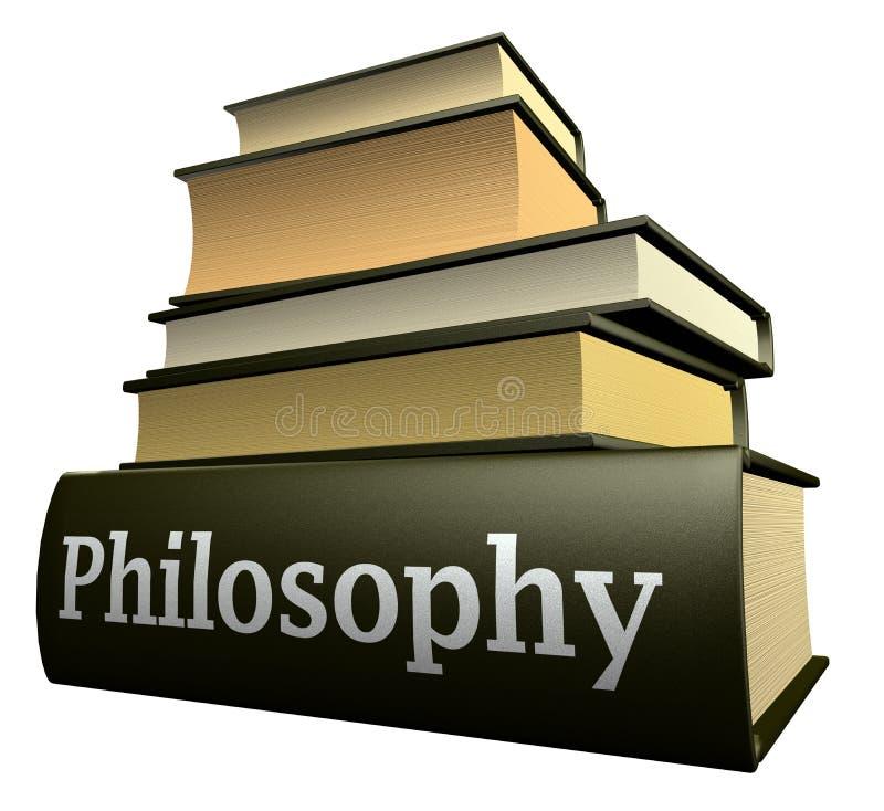 réserve la philosophie d'éducation photographie stock libre de droits