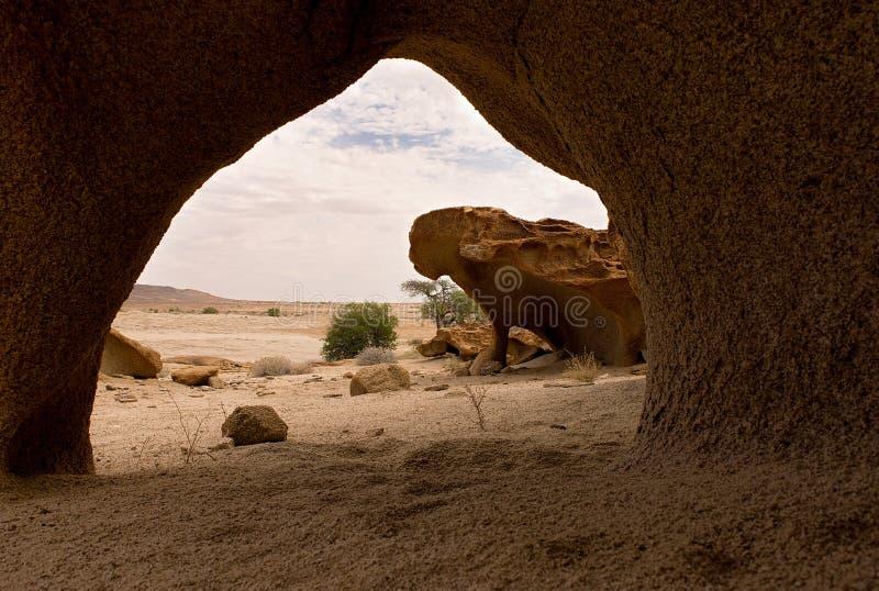 Réserve naturelle de Naukluft, désert de Namib, Namibie photo stock