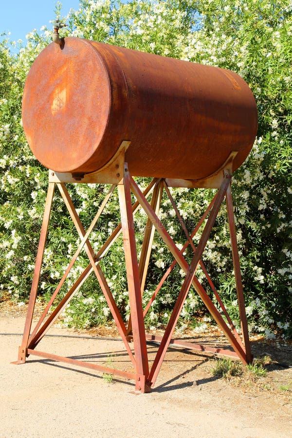Réservoir d'eau image stock