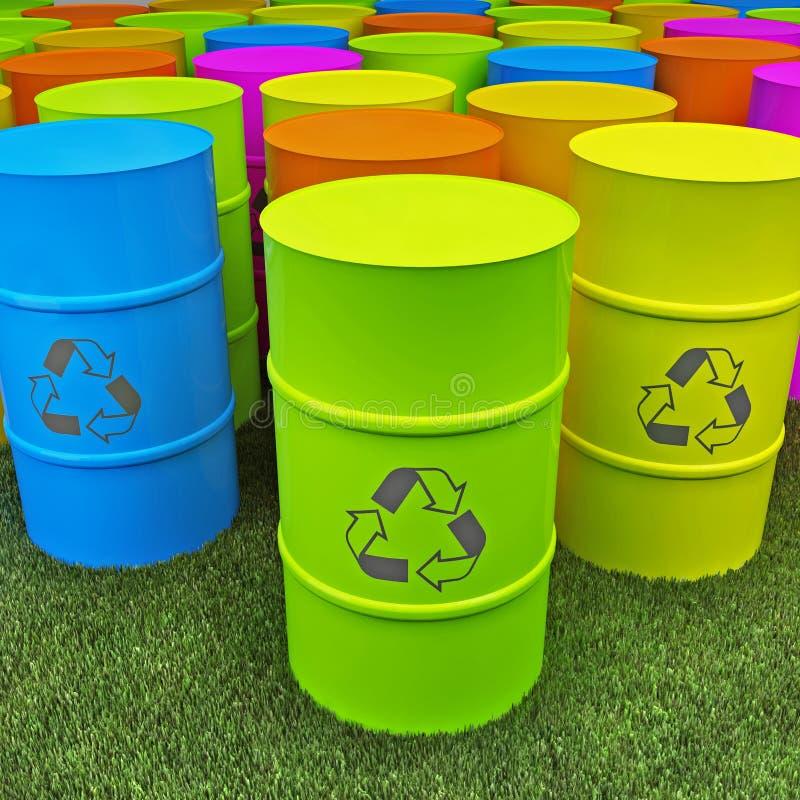 Réservoir D Eco Images stock
