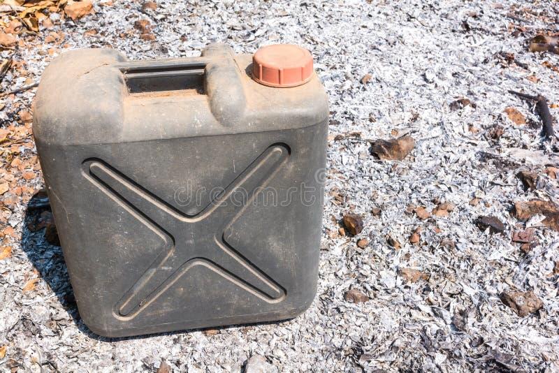 Réservoir d'essence image stock