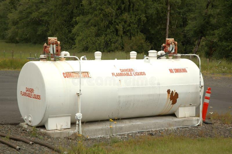 Réservoir De Carburant Image stock