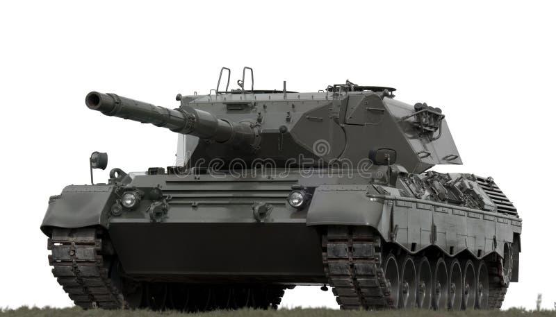 Réservoir militaire photographie stock libre de droits