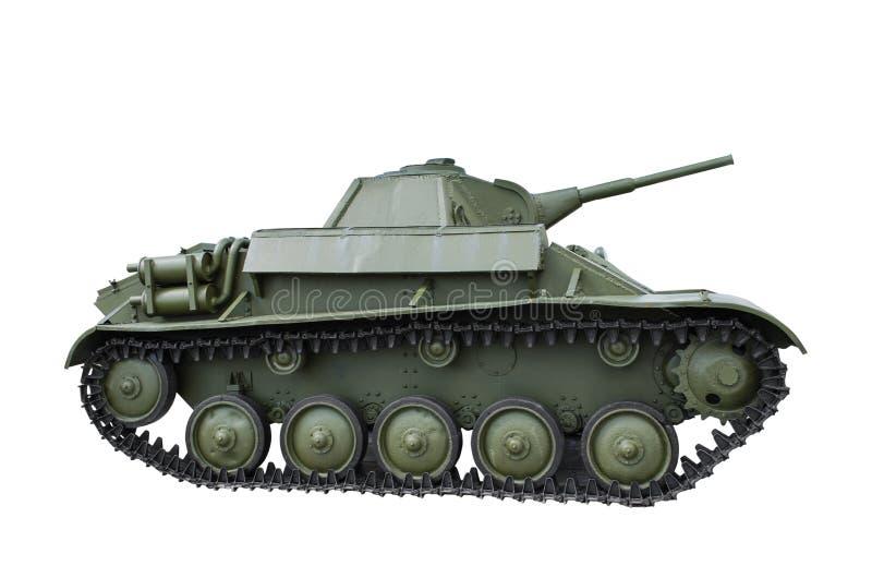 Réservoir soviétique T - 70 photos stock