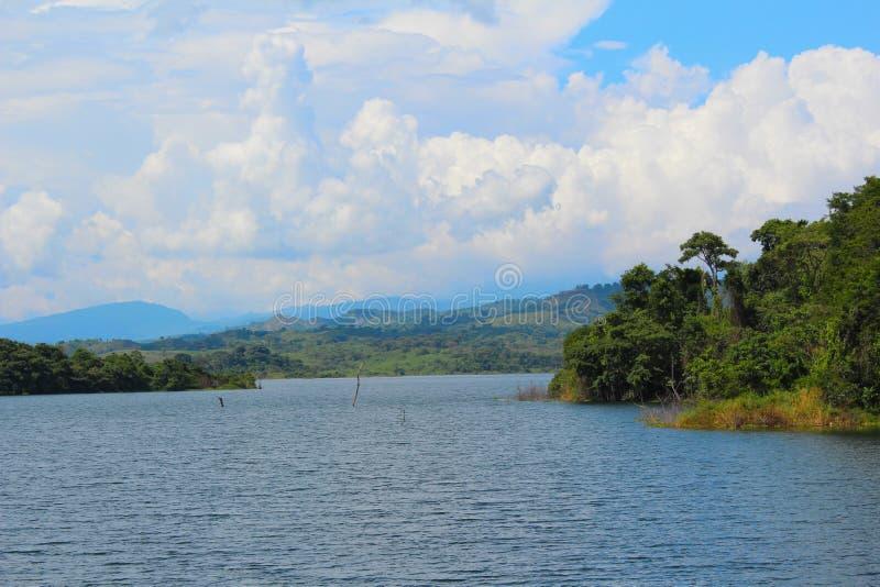 Réservoir tropical images libres de droits