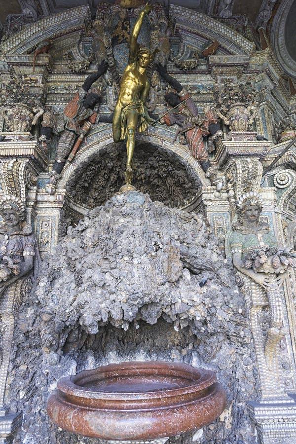 Résidence du roi Ludwig de Munich image libre de droits