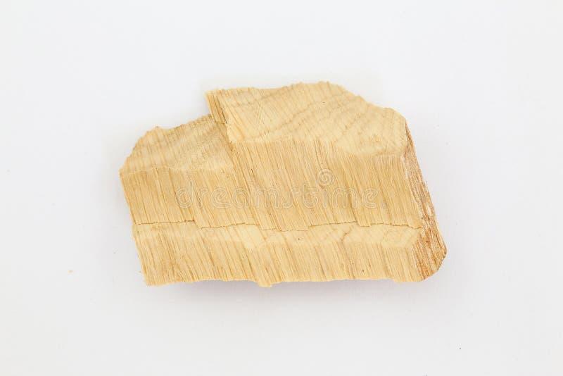 Résidus de bois photo stock
