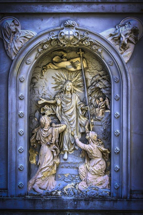 Résurrection images libres de droits