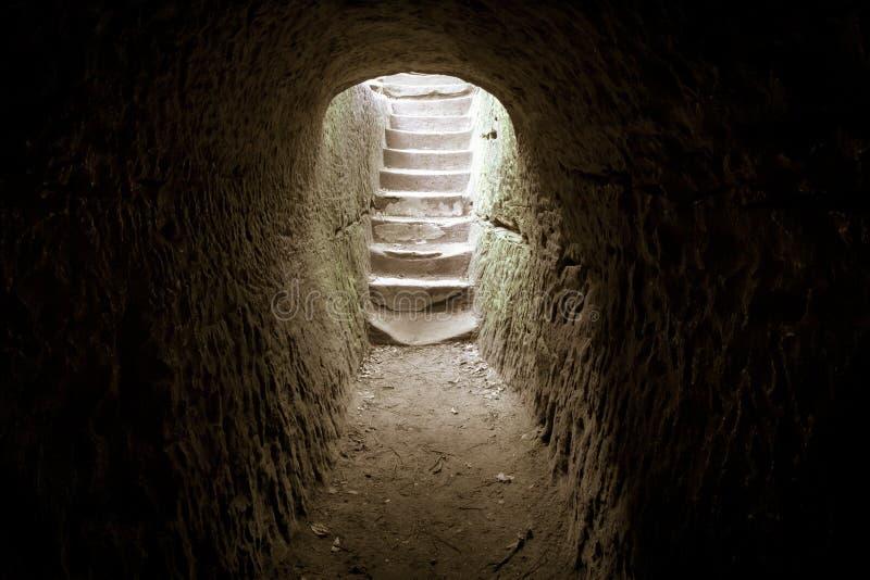 Résurrection de l'obscurité images libres de droits