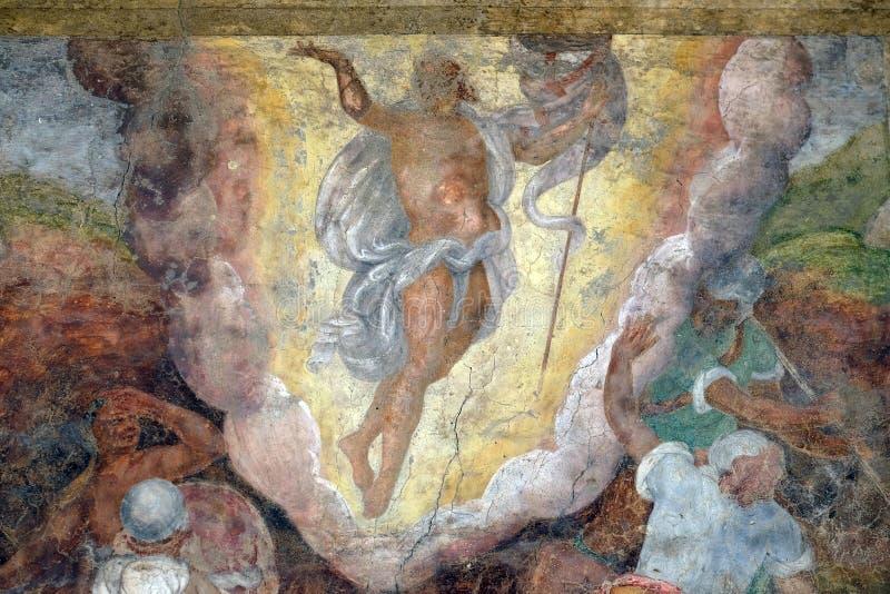 résurrection du Christ photos libres de droits