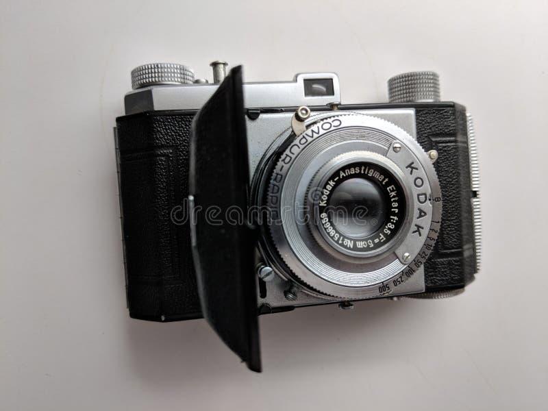 Rétine de Kodak image libre de droits
