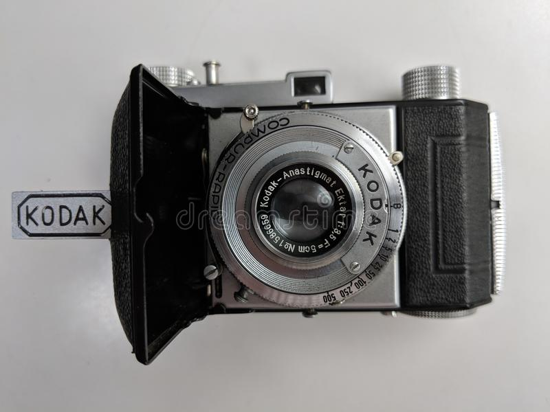 Rétine de Kodak photos stock