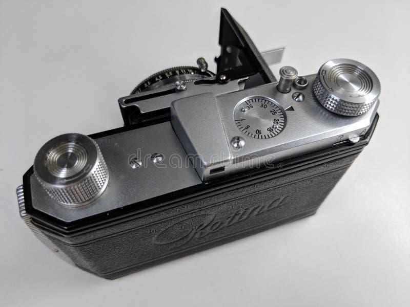Rétine de Kodak photo libre de droits