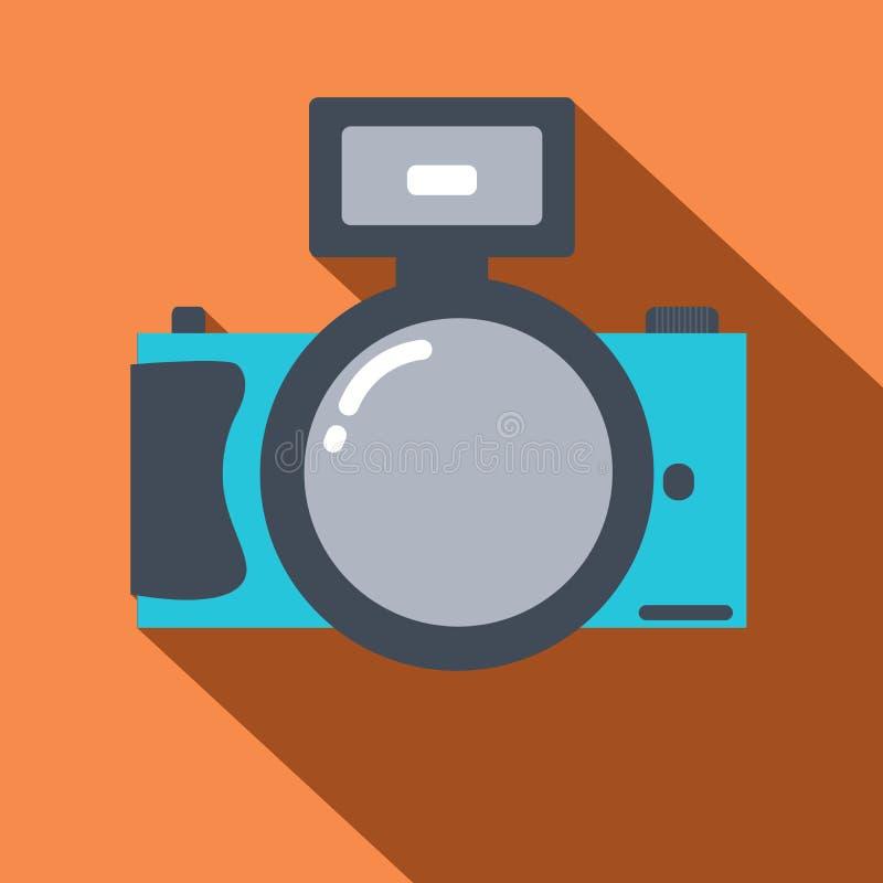 Download Rétro appareil-photo illustration de vecteur. Illustration du technologie - 45367703