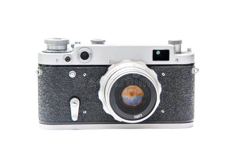 Rétro appareil-photo image stock