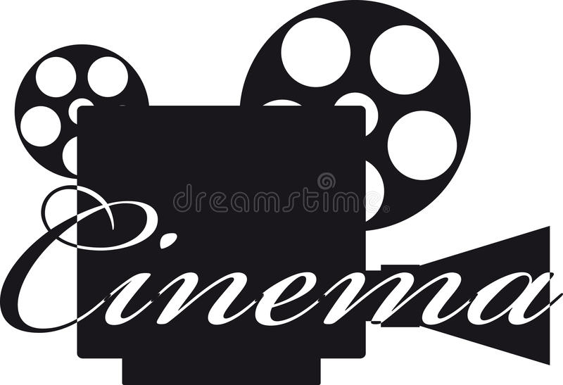Rétro appareil-photo de film. illustration de vecteur