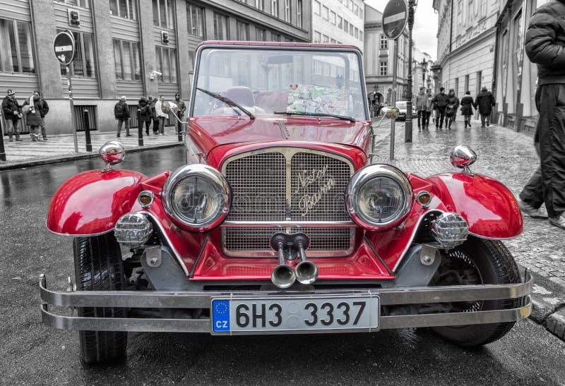 Rétro automobile photos stock