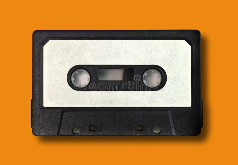 Rétro bande de cassette sonore de cru photographie stock libre de droits
