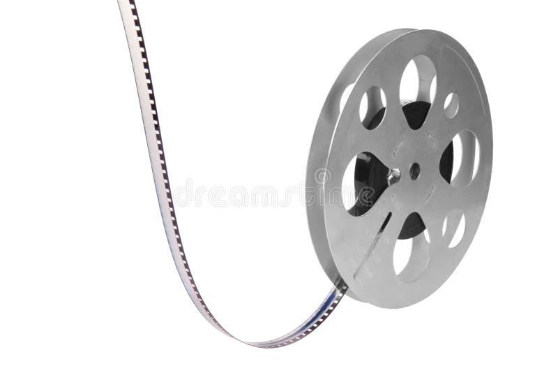 Rétro bobine de film photographie stock