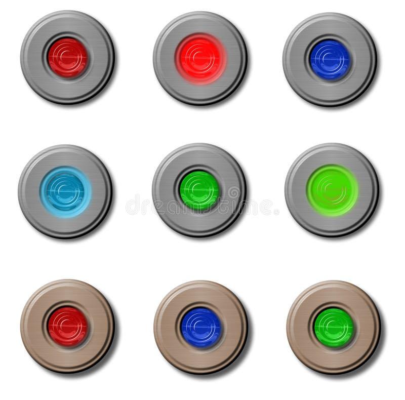 Rétros boutons ou renversements