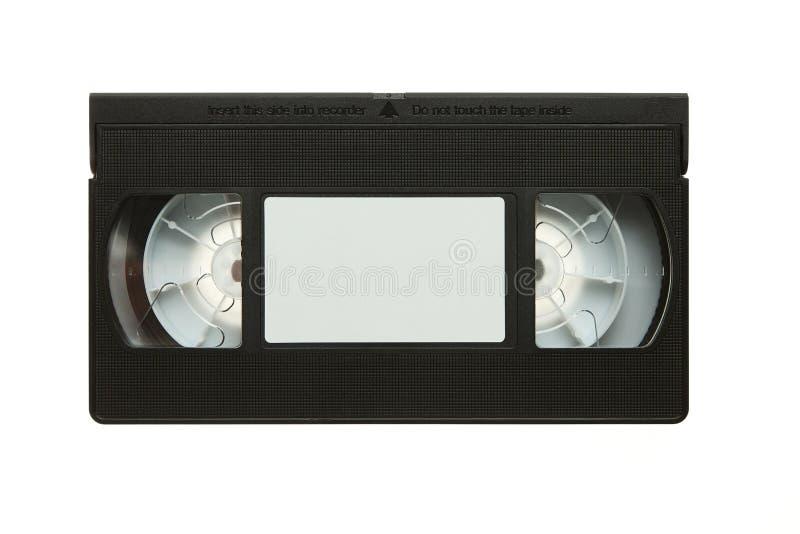 Rétro cassette vidéo de VHS photos stock