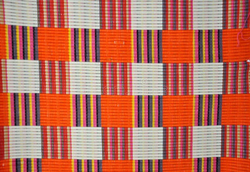 Rétro configuration de tissu images stock