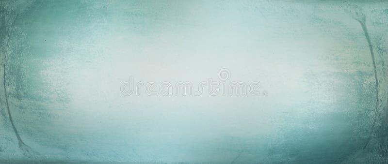 Rétro fond vert de tableau, bannière photos stock