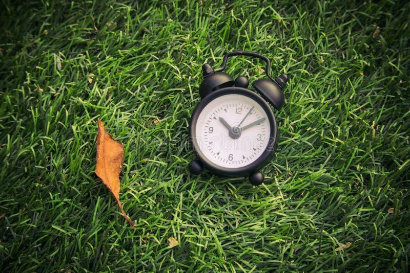 Rétro horloge photos libres de droits