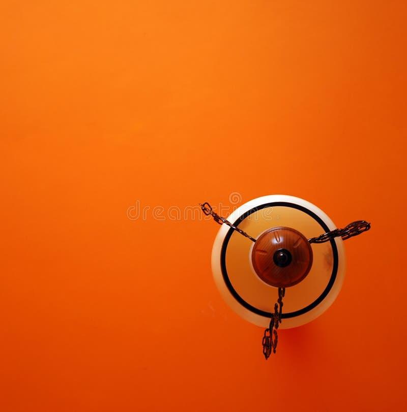 Rétro lampe #02 photographie stock