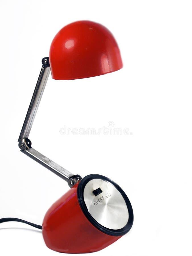 Rétro lampe photos stock