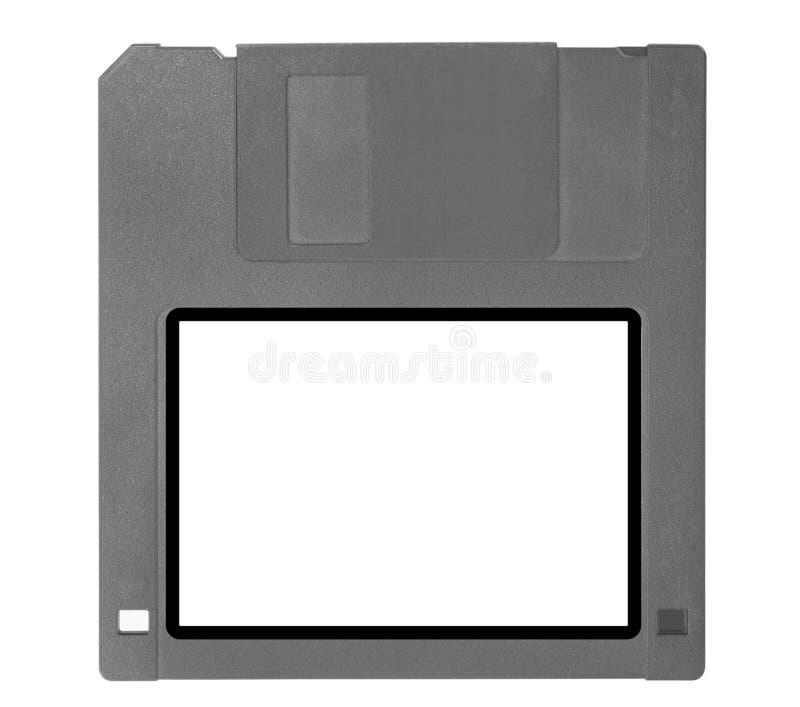 Rétro lecteur de disquettes pour l'ordinateur photos libres de droits