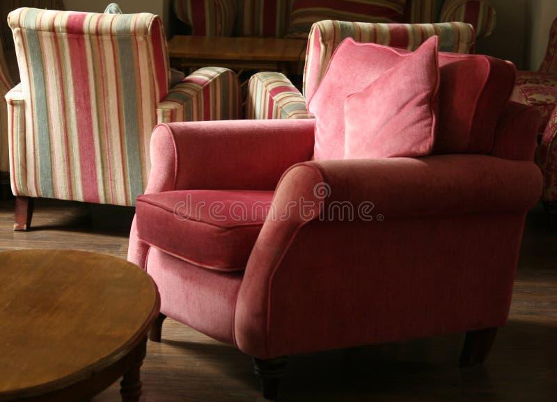 Rétro meubles photographie stock