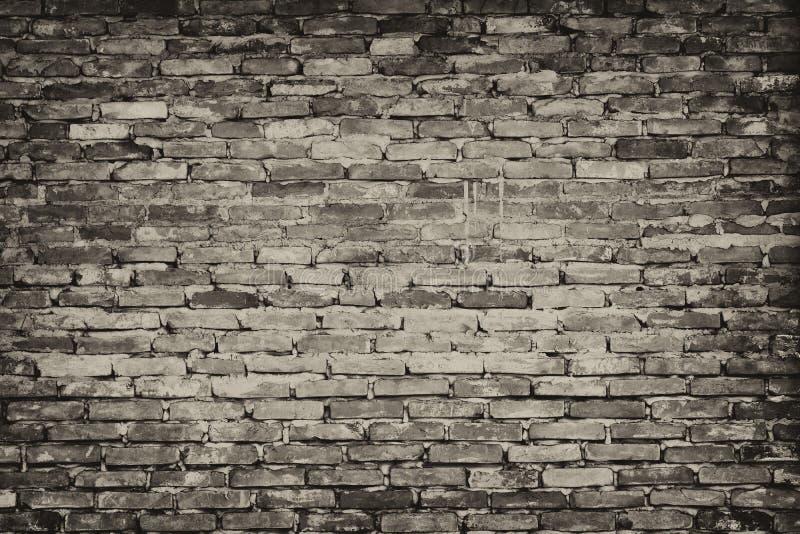 Rétro style de vieux mur de briques photographie stock libre de droits