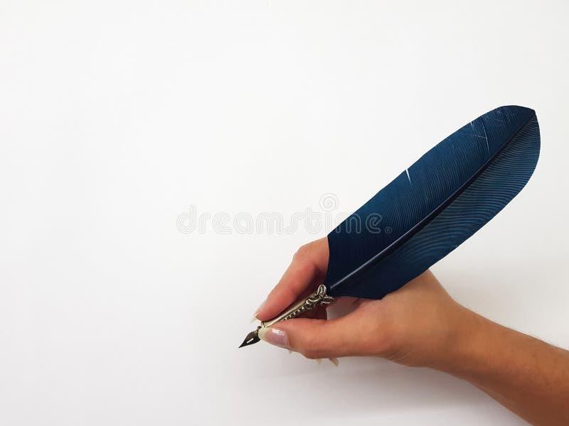 Rétro stylo de plume photos stock