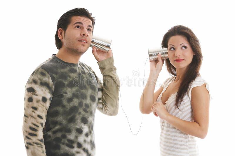 Rétro-téléphone photographie stock libre de droits