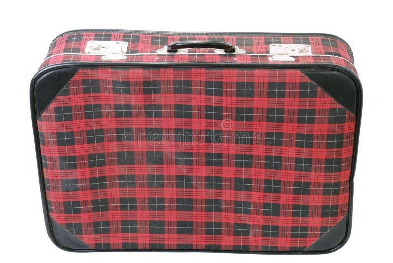 Rétro valise de voyage photos libres de droits