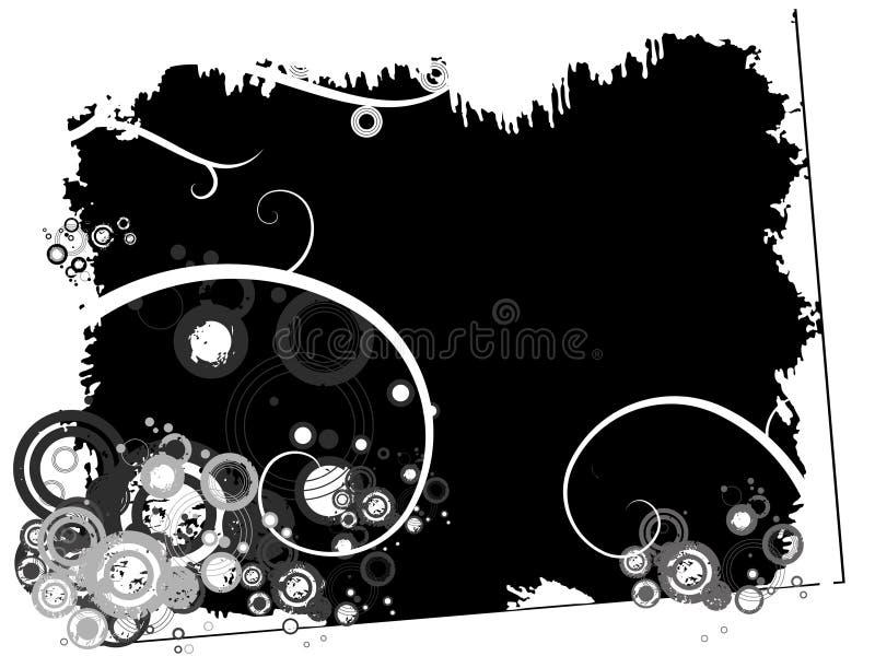 rétro vecteur illustration stock