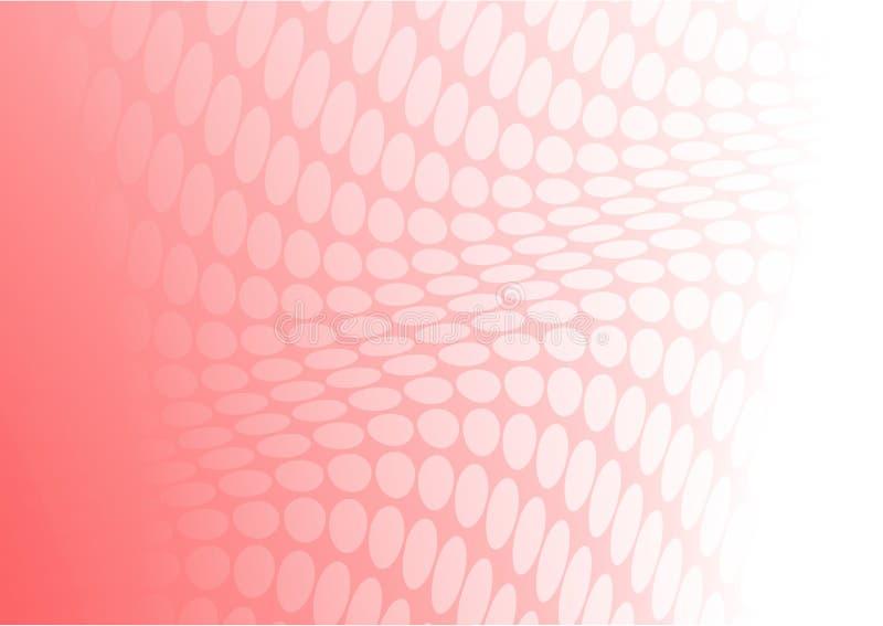 Rétro vecteur de club rose illustration de vecteur
